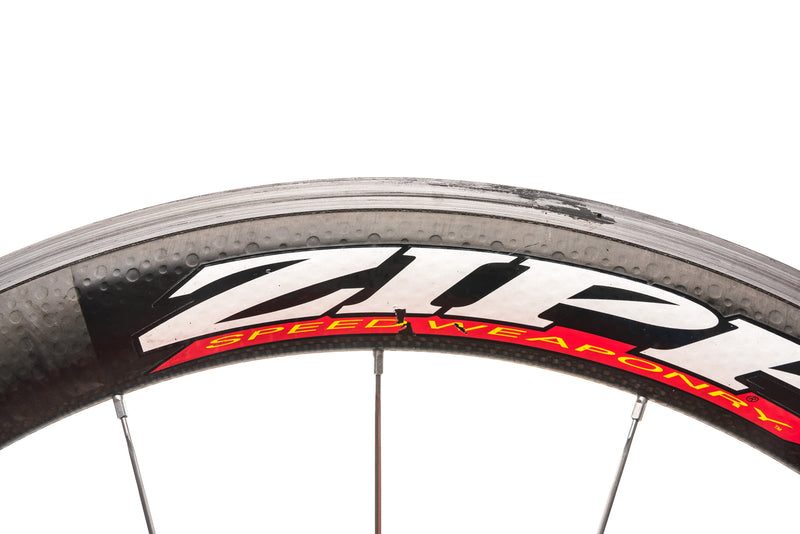 Zipp 404 Carbon Clincher 700c Wheelset detail 1