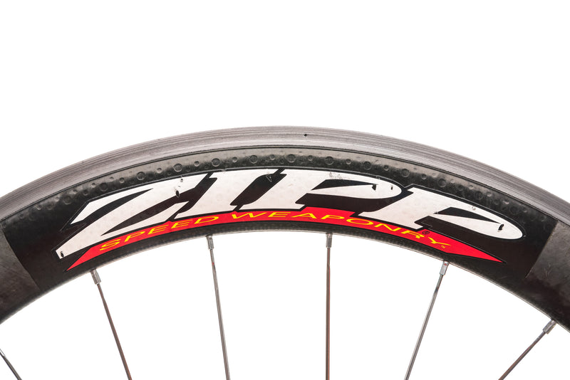 Zipp 404 Carbon Clincher 700c Wheelset detail 2