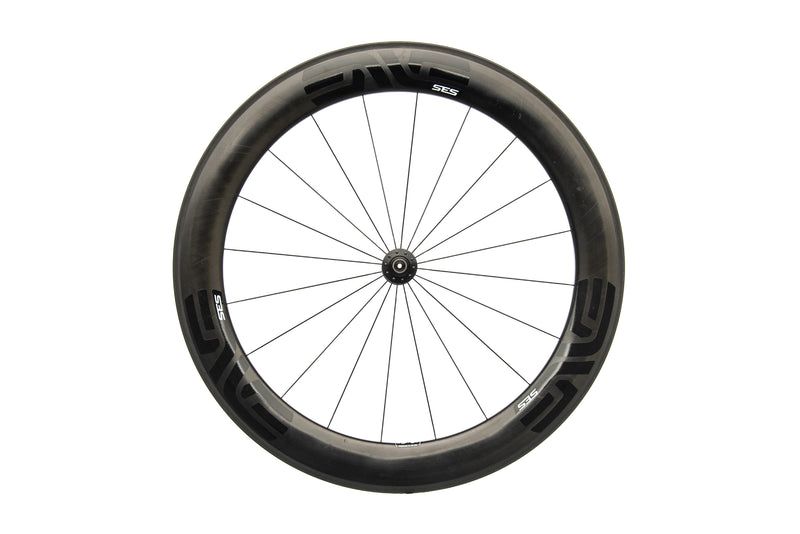 ENVE SES 7.8 Carbon Tubular 700c Front Wheel non-drive side