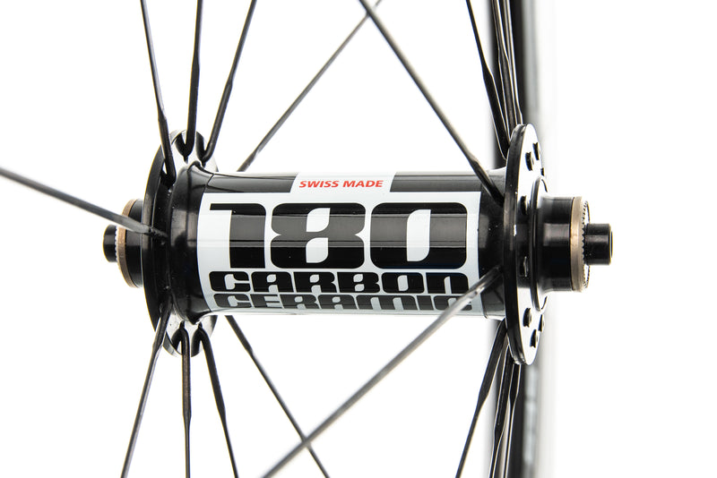 ENVE SES 7.8 Carbon Tubular 700c Front Wheel sticker