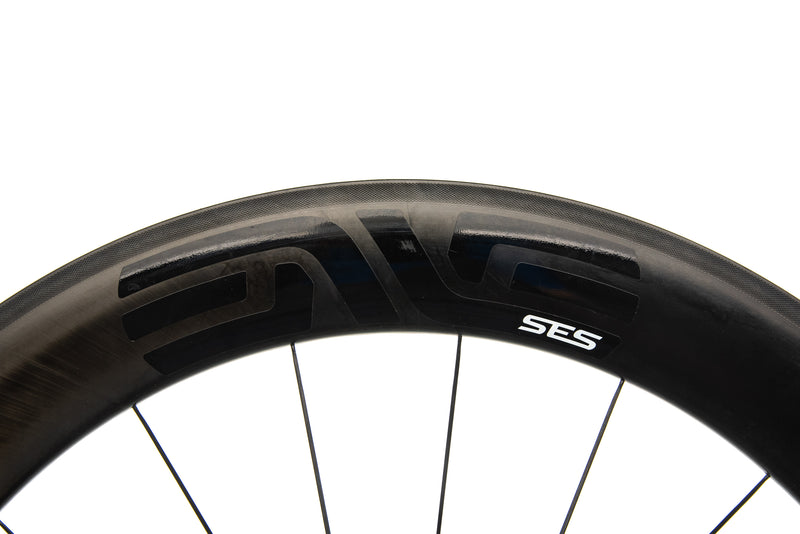 ENVE SES 7.8 Carbon Tubular 700c Front Wheel cockpit