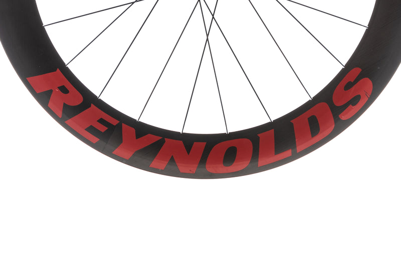 Reynolds 65 Aero Disc Carbon Clincher 700c Wheelset cockpit