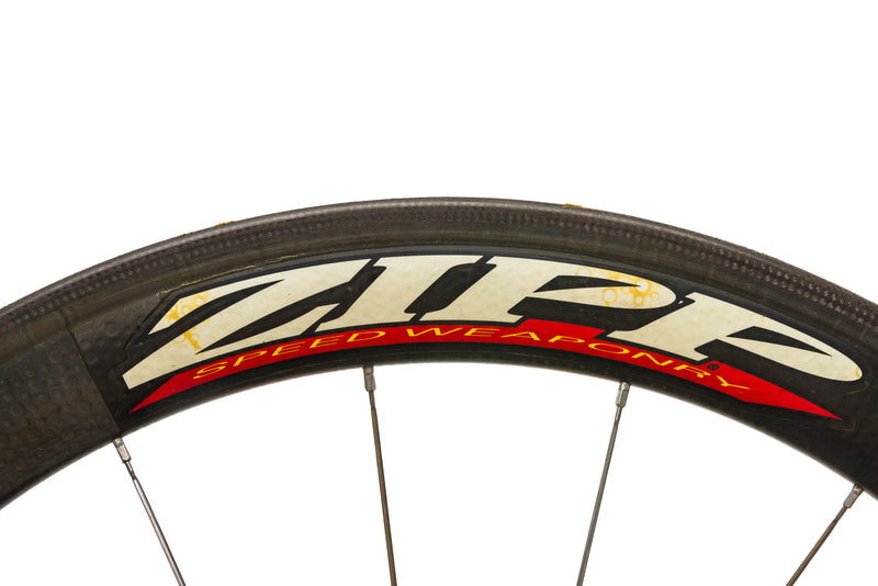 Zipp 404 Carbon Tubular 700c Wheelset detail 2