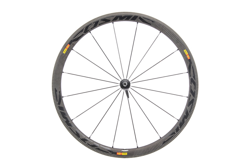 Mavic Cosmic Carbone 40 Carbon Clincher 700c Front Wheel drive side