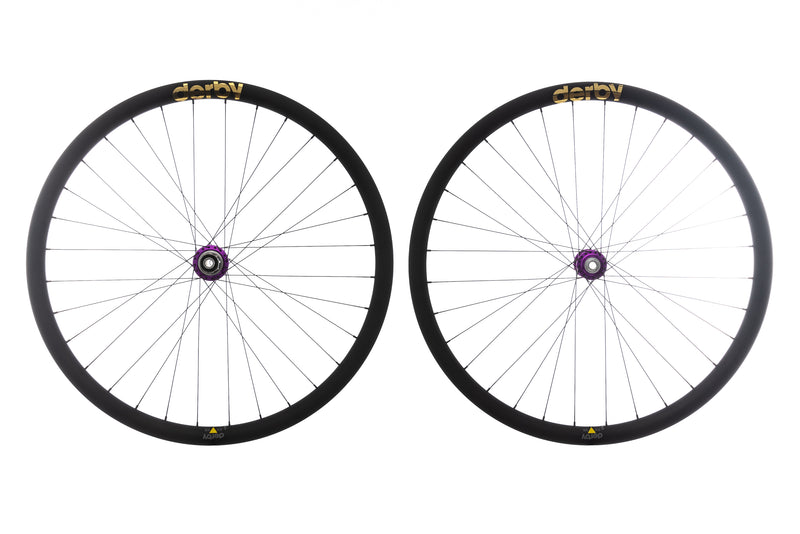 Derby CX 23i Carbon Tubeless 700c Wheelset drive side