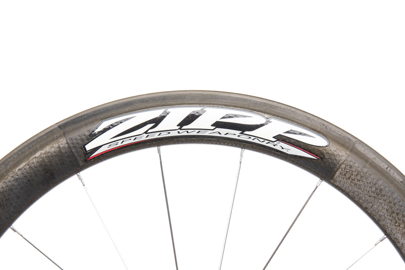 Zipp 404 Carbon Tubular Wheelset cockpit