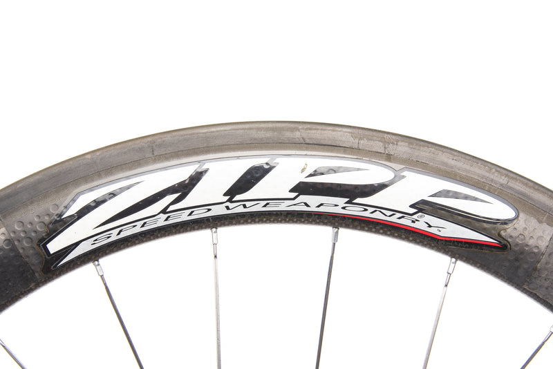 Zipp 404 Carbon Tubular Wheelset detail 1