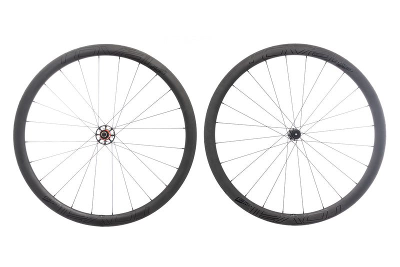 Roval Rapide CLX 40 Disc Carbon Tubular 700c Wheelset drive side