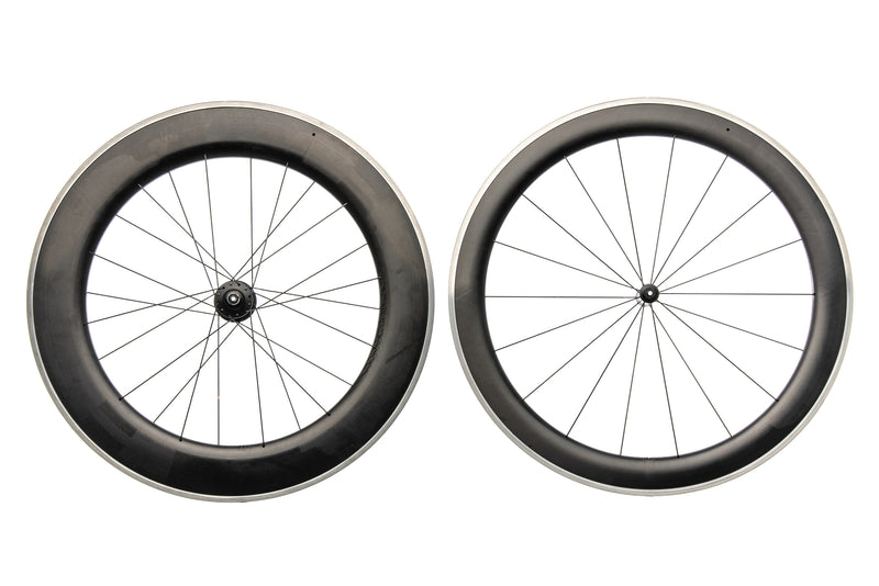 HED Jet 6/9 Plus Carbon Tubeless 700c Wheelset non-drive side