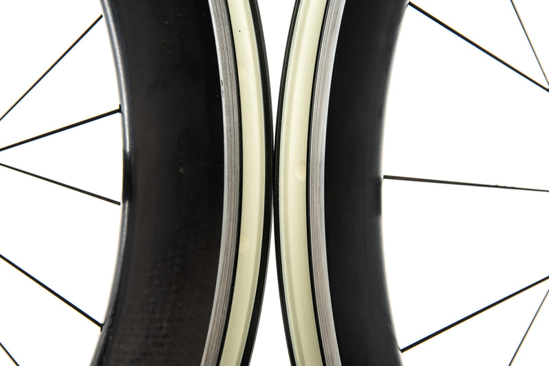 HED Jet 6/9 Plus Carbon Tubeless 700c Wheelset front wheel
