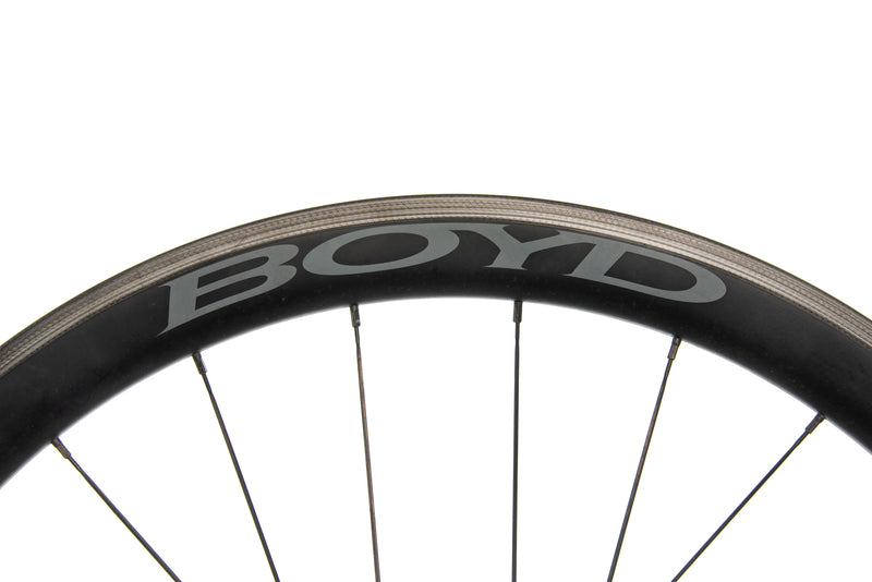 Boyd Cycling 44mm Carbon Tubular 700c Wheelset cockpit