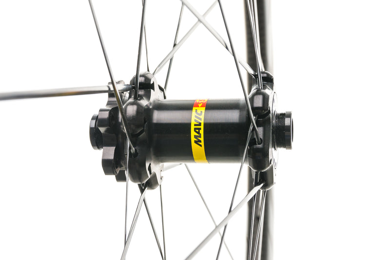 Mavic Cosmic Pro Carbon SL C Disc Clincher 700c Front Wheel sticker