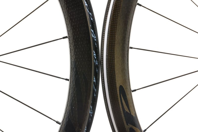 Zipp 303 Firecrest Disc Carbon Clincher 700c Wheelset front wheel