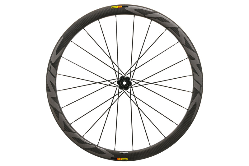 Mavic Cosmic Pro Carbon SL Disc Clincher 700c Front Wheel drive side