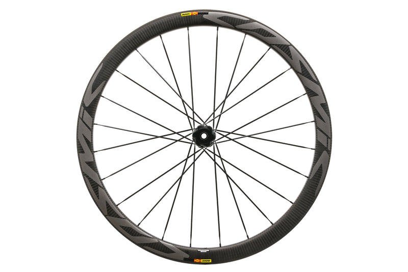 Mavic Cosmic Pro Carbon SL Disc Clincher 700c Front Wheel non-drive side