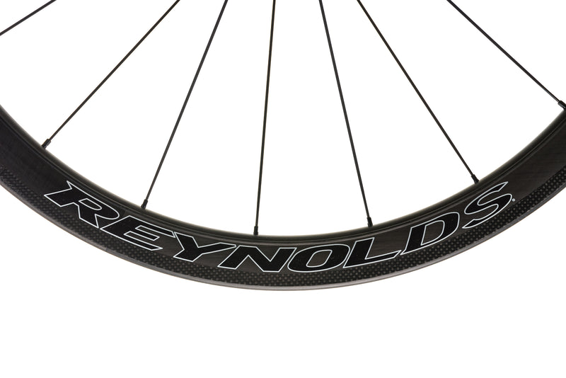 Reynolds Assault SLG Carbon Clincher 700c Wheelset cockpit