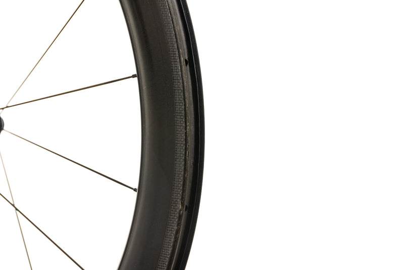 Reynolds Strike Carbon Clincher 700c Front Wheel drivetrain