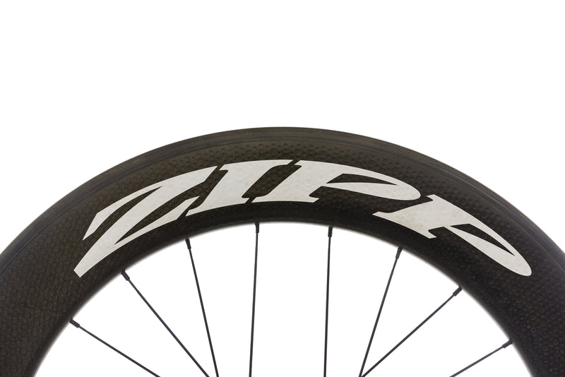 Zipp 808 Firecrest Carbon Clincher 700c Rear Wheel front wheel
