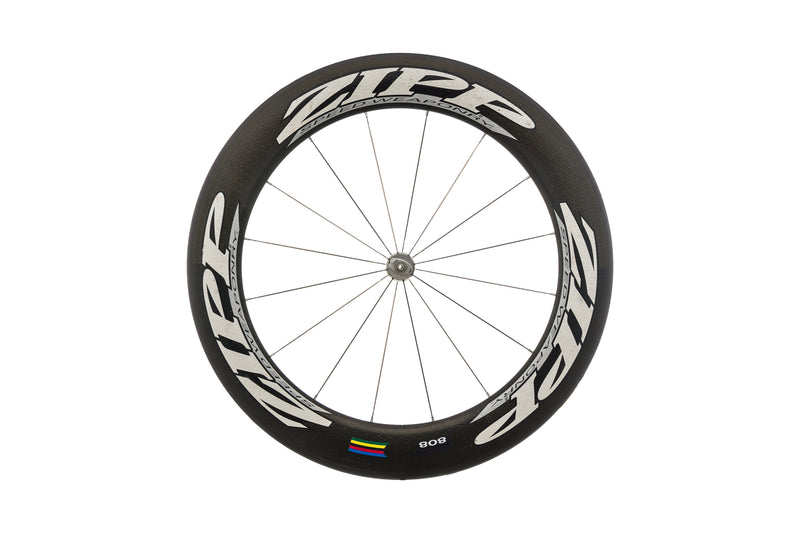 Zipp Speed Weaponry 808 Carbon Tubular 700c Front Wheel drive side