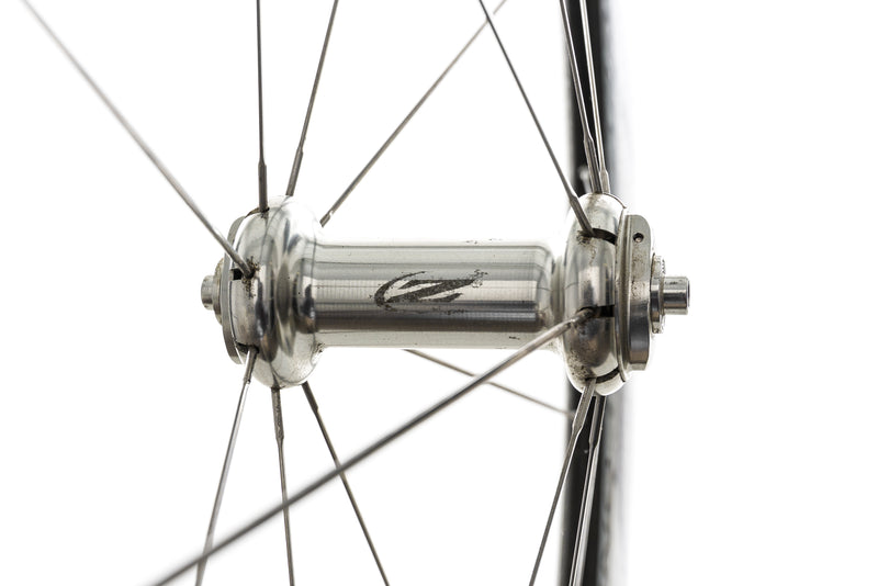 Zipp Speed Weaponry 808 Carbon Tubular 700c Front Wheel front wheel