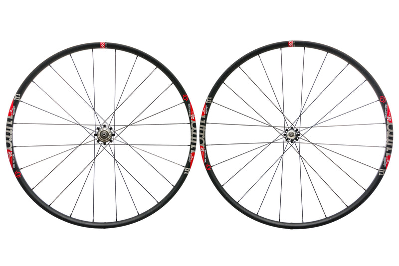 Industry Nine Ultralite Aluminum Tubeless 700c Wheelset drive side
