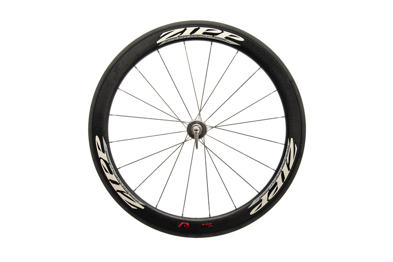 Zipp 404 Firecrest Carbon Tubular 700c Rear Wheel non-drive side