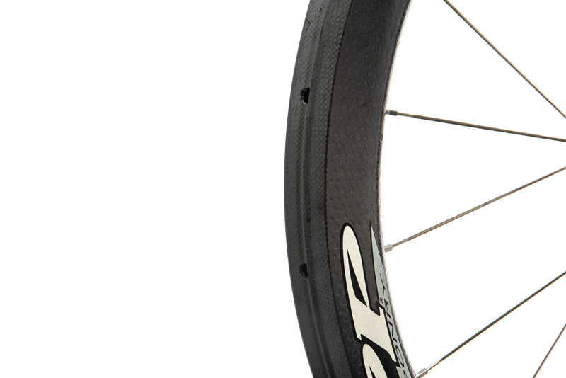 Zipp 404 Firecrest Carbon Tubular 700c Rear Wheel drivetrain