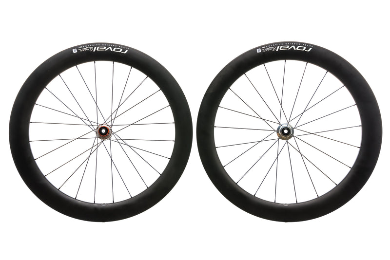 Roval CLX 64 Sagan Edition Carbon Tubeless 700c Wheelset drive side