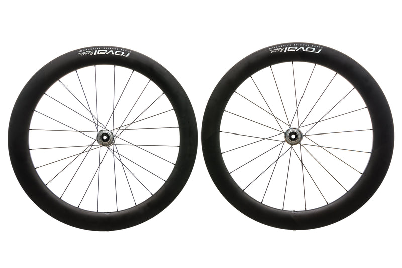 Roval CLX 64 Sagan Edition Carbon Tubeless 700c Wheelset non-drive side