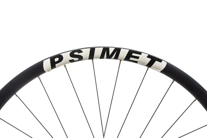 PSIMET 28mm Disc Aluminum Tubeless 700c Wheelset cockpit