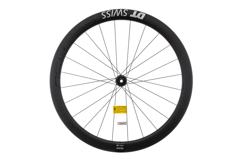 DT Swiss ARC 1450 DICUT DB48 Carbon Clincher Front Wheel drive side