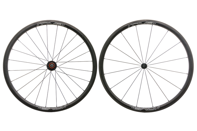 Roval CLX 32 Rapide Carbon Tubular Wheelset drive side