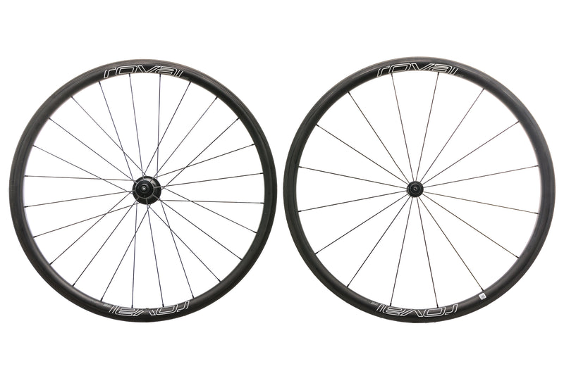 Roval CLX 32 Rapide Carbon Tubular Wheelset non-drive side