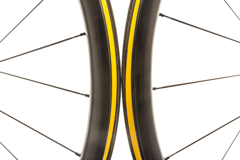 November Rail 34 Carbon Clincher 700c Wheelset front wheel