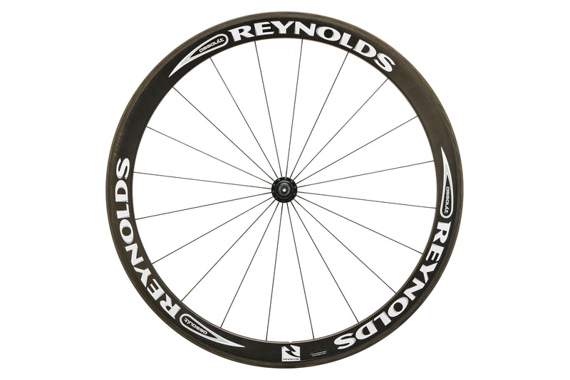 Reynolds Assault Carbon Clincher 700c Front Wheel drive side