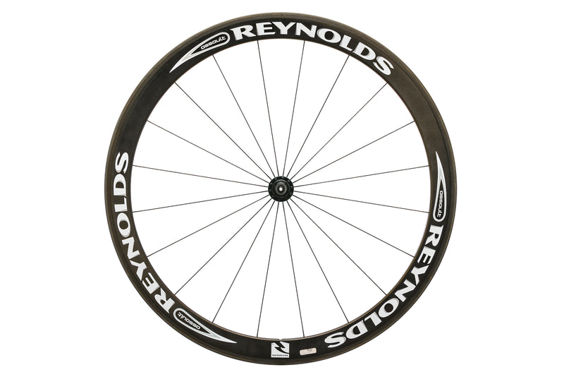 Reynolds Assault Carbon Clincher 700c Front Wheel non-drive side