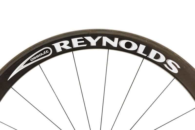 Reynolds Assault Carbon Clincher 700c Front Wheel front wheel