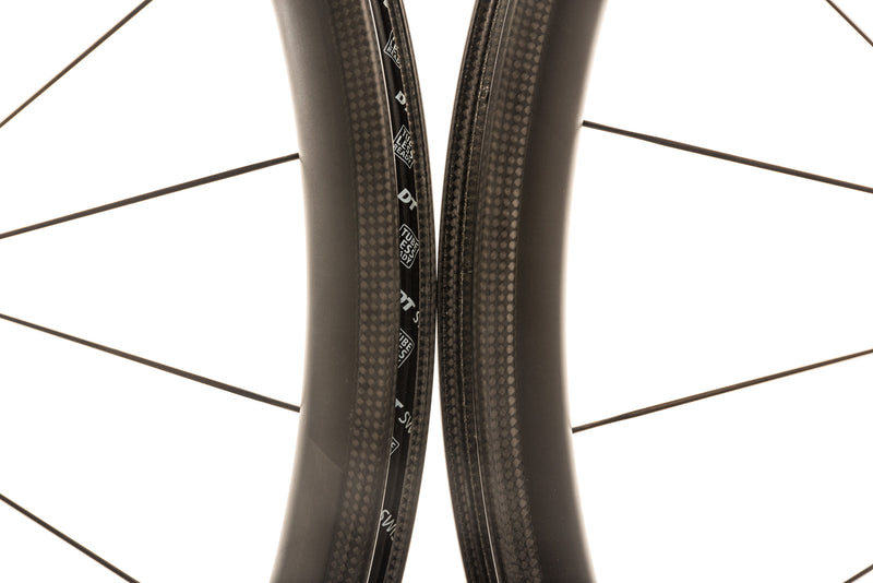 DT Swiss PRC 1450 Spline 35 Carbon Clincher 700c Wheelset front wheel