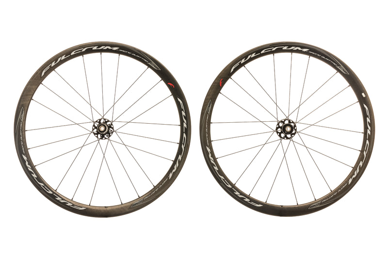 Fulcrum Racing Quattro DB Carbon Clincher 700c Wheelset drive side