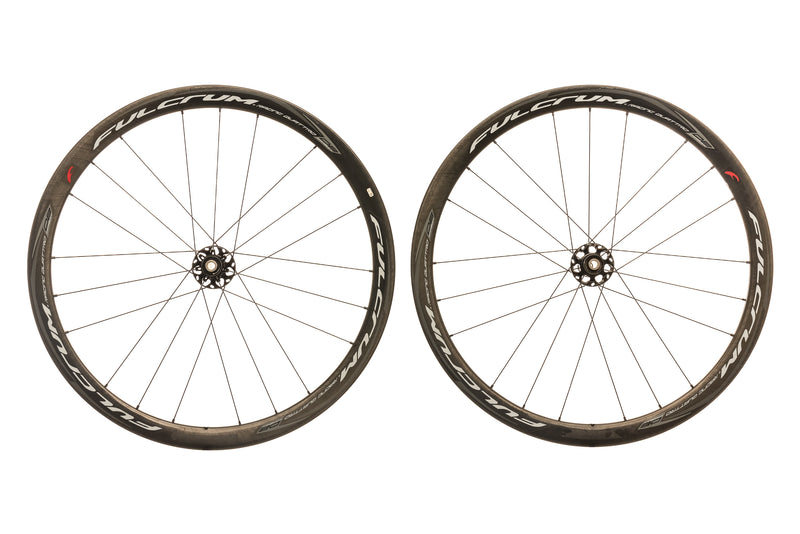 Fulcrum Racing Quattro DB Carbon Clincher 700c Wheelset non-drive side