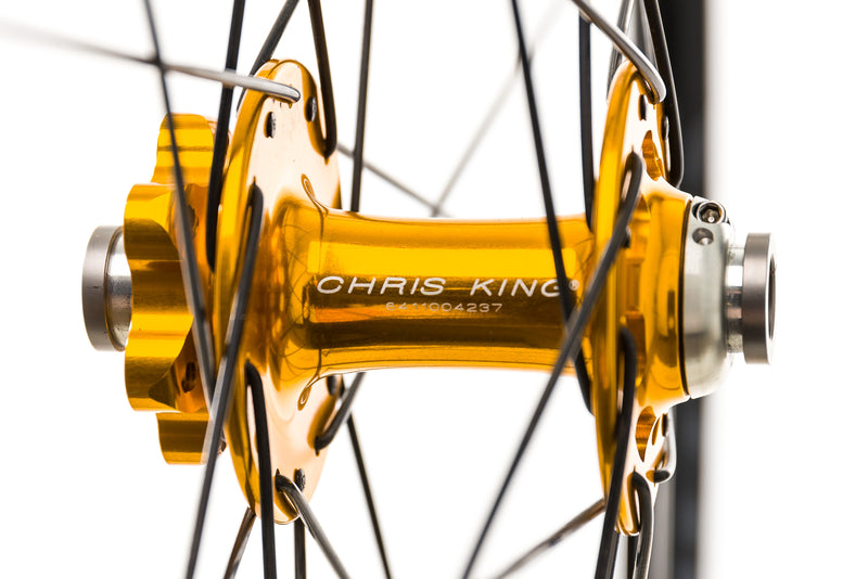 WTB Frequency i19 Team CX Aluminum Clincher 700c Front Wheel sticker