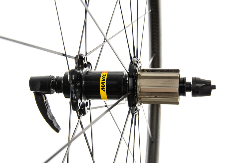 Mavic Ksyrium Pro Carbon SL Clincher 700c Wheelset sticker