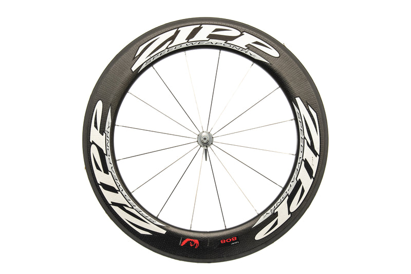 Zipp 808 Firecrest Carbon Tubular 700c Front Wheel drive side