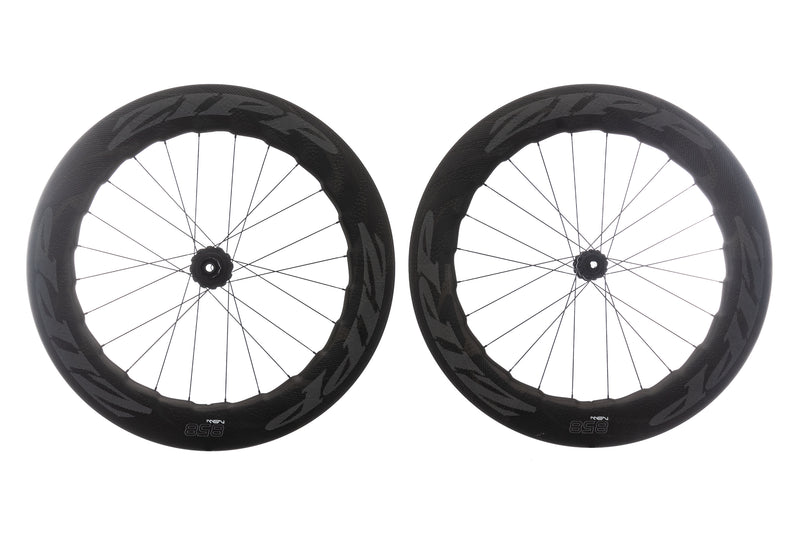 Zipp 858 NSW Disc Carbon Clincher 700c Wheelset drive side