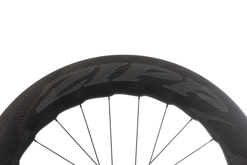Zipp 858 NSW Disc Carbon Clincher 700c Wheelset cockpit