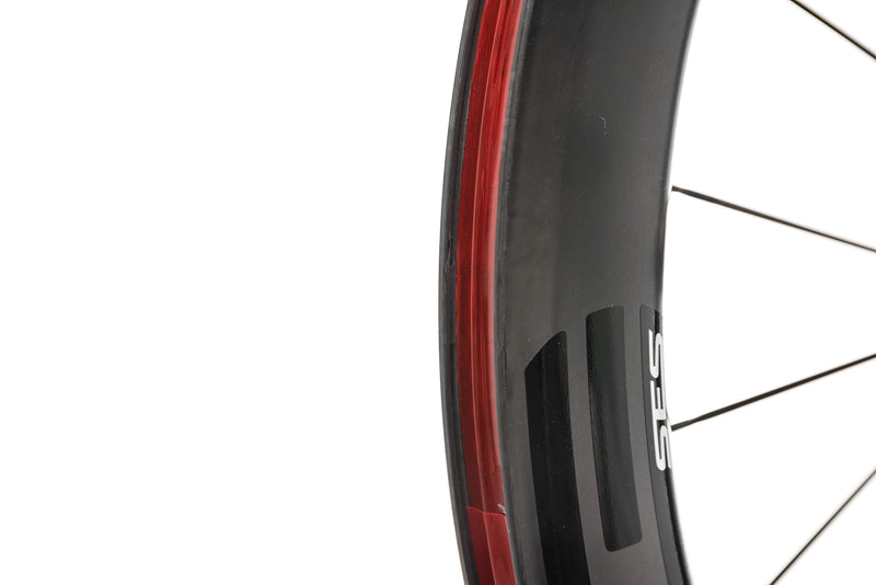 ENVE SES 5.6 Disc Carbon Tubeless 700c Rear Wheel drivetrain