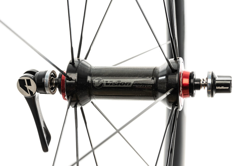 Vision Metron 55/81 Carbon Clincher 700c Wheelset sticker