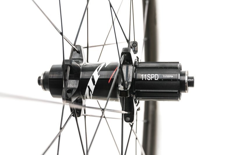 Zipp 404/808 Firecrest Carbon Clincher 700c Wheelset sticker