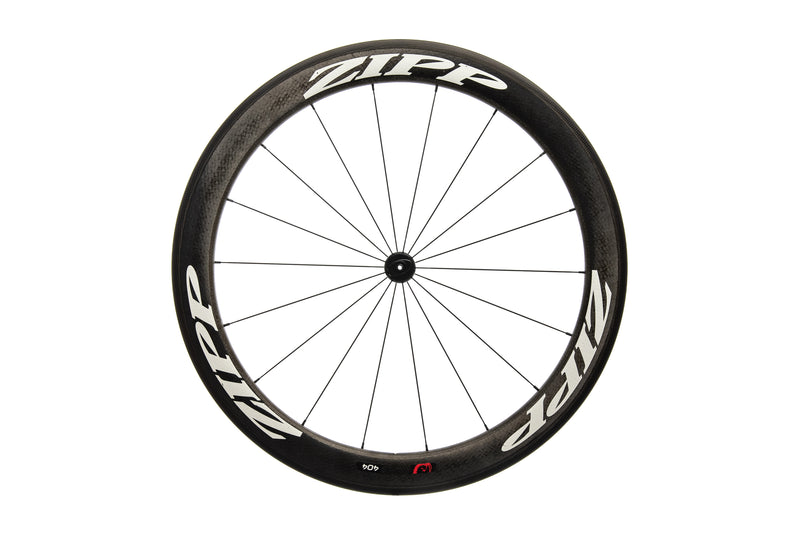 Zipp 404 Firecrest Carbon Clincher 700c Front Wheel drive side