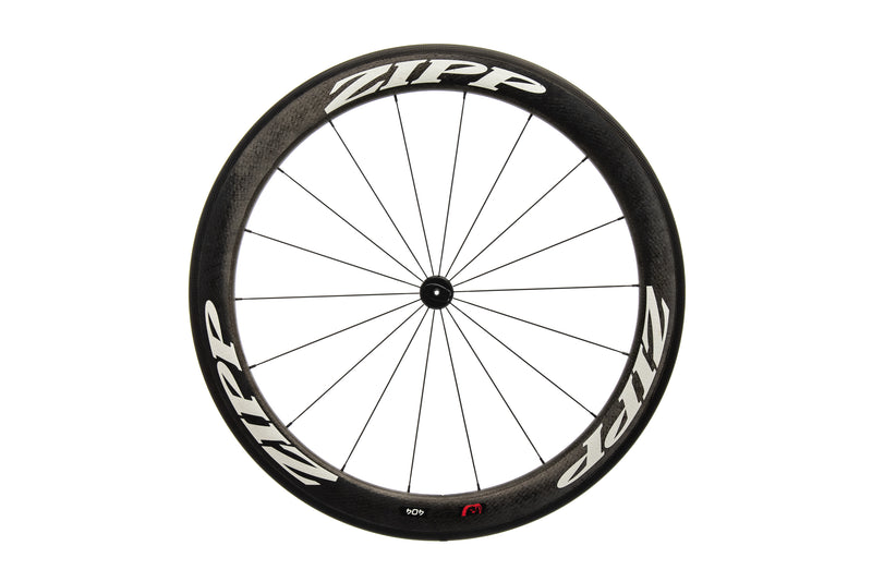 Zipp 404 Firecrest Carbon Clincher 700c Front Wheel non-drive side
